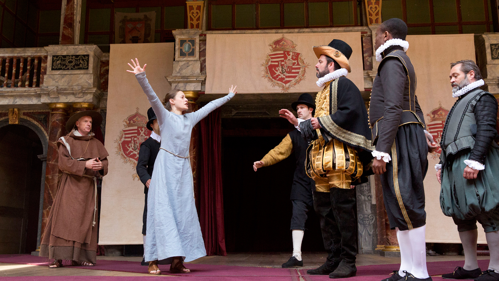 gender and measure for measure