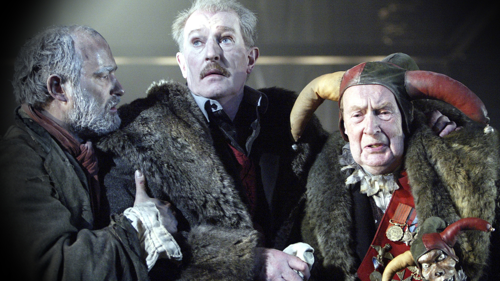 King Lear: madness, the fool and poor Tom