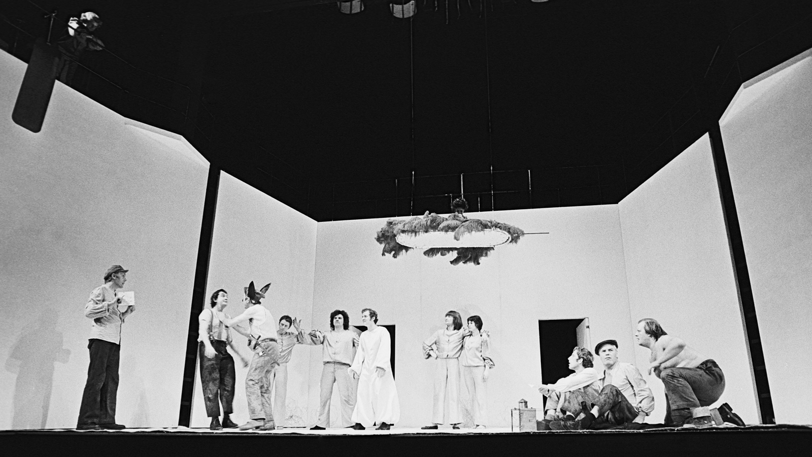 Mechanicals in a Midsummer Night's Dream