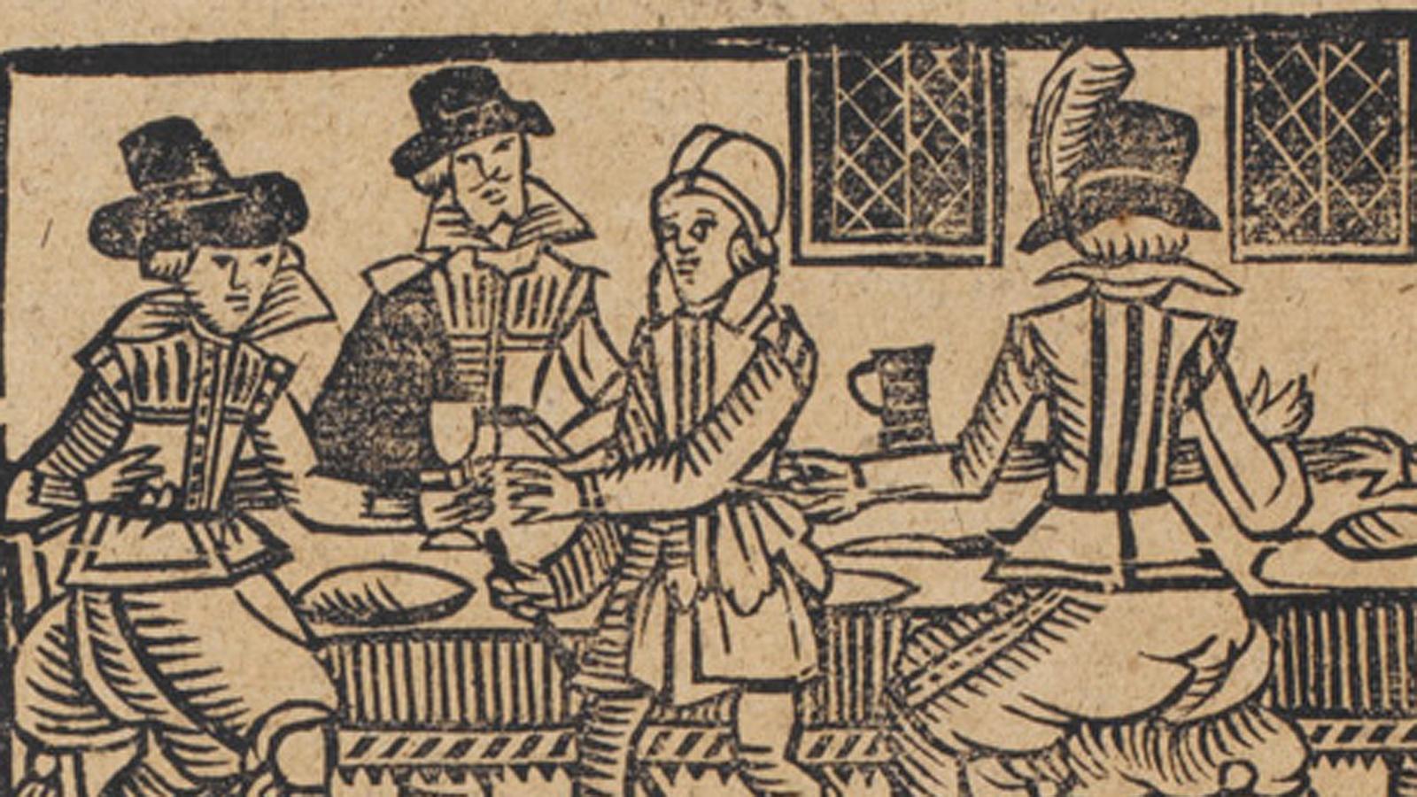 Food in Elizabethan England