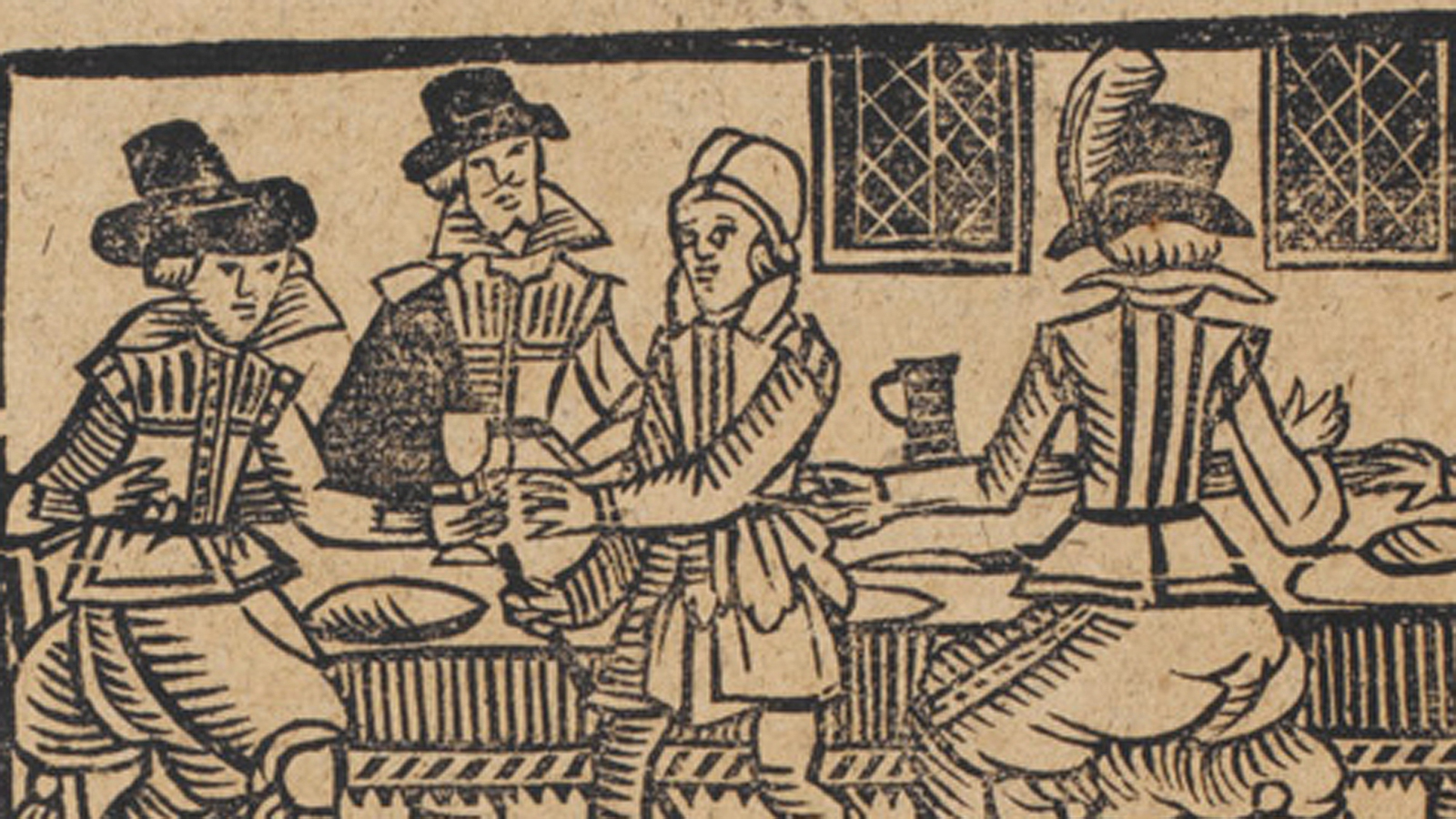 Food in Elizabethan England