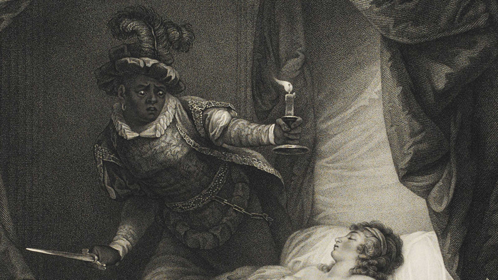 Racism, misogyny and 'motiveless malignity' in Othello