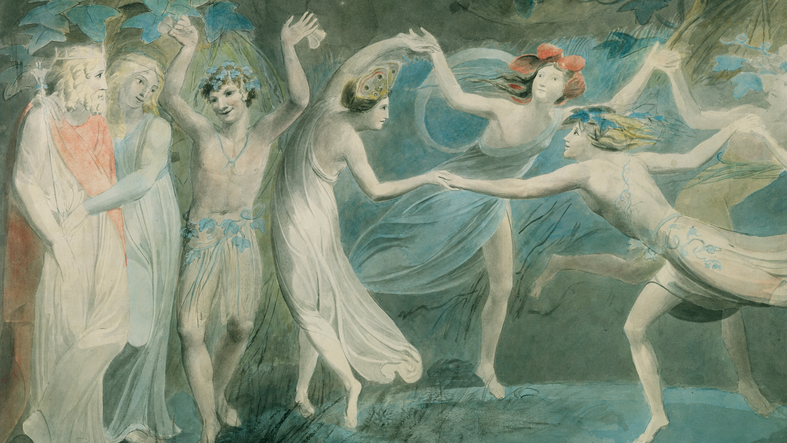 Shakespeare's festive comedy: A Midsummer Night's Dream and Twelfth Night