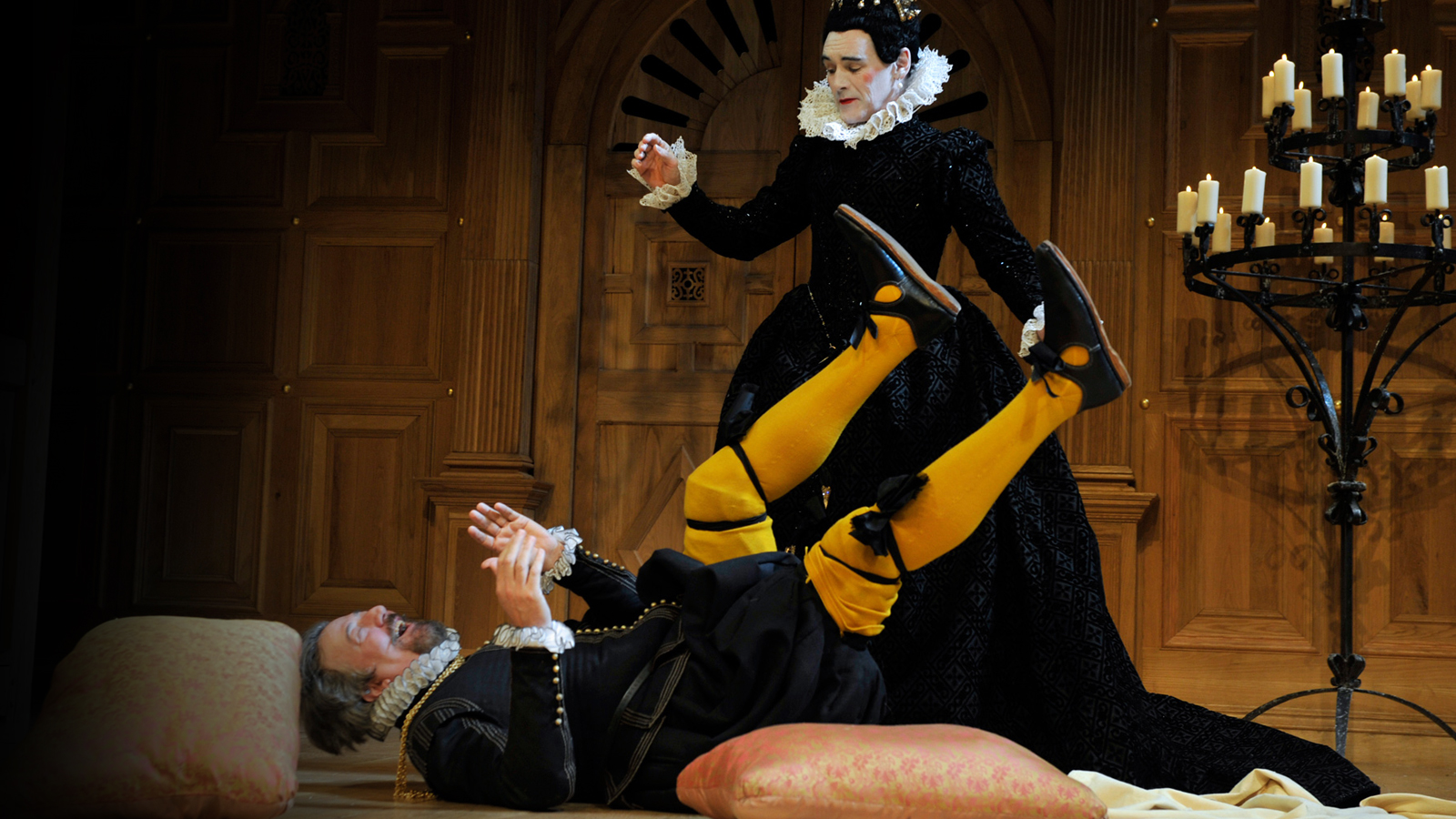 Twelfth Night and festive comedy
