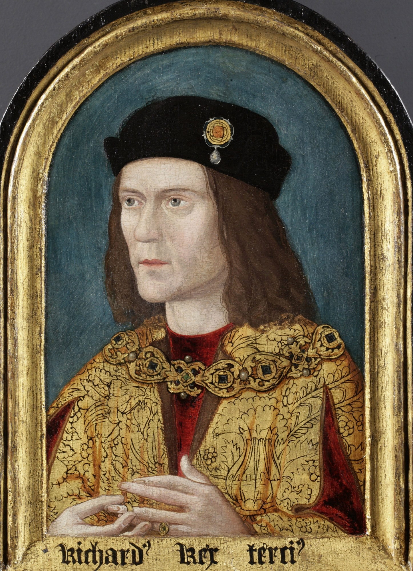 Richard III, arch-topped portrait, c. 1510–40