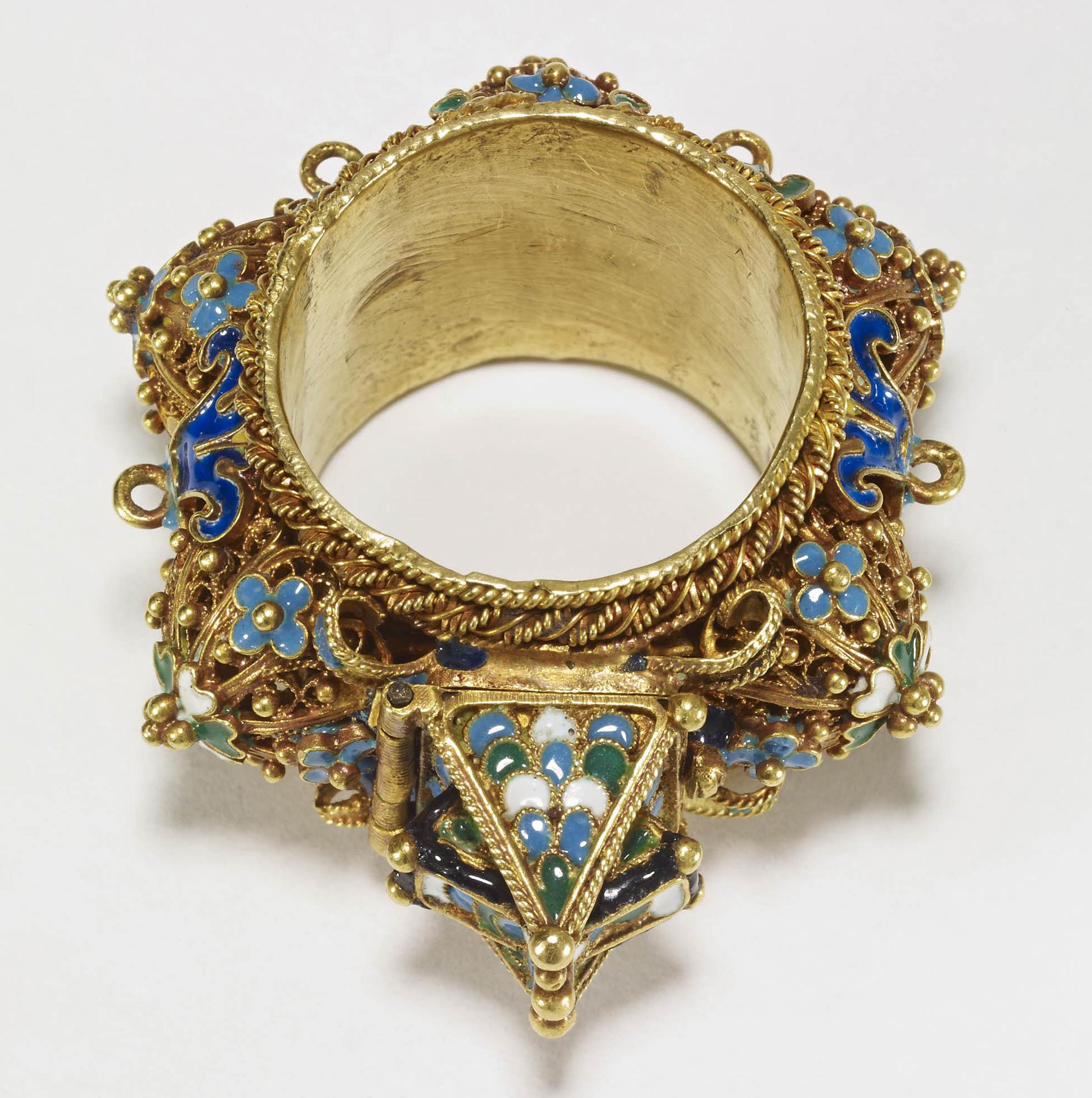 Jewish marriage-ring
