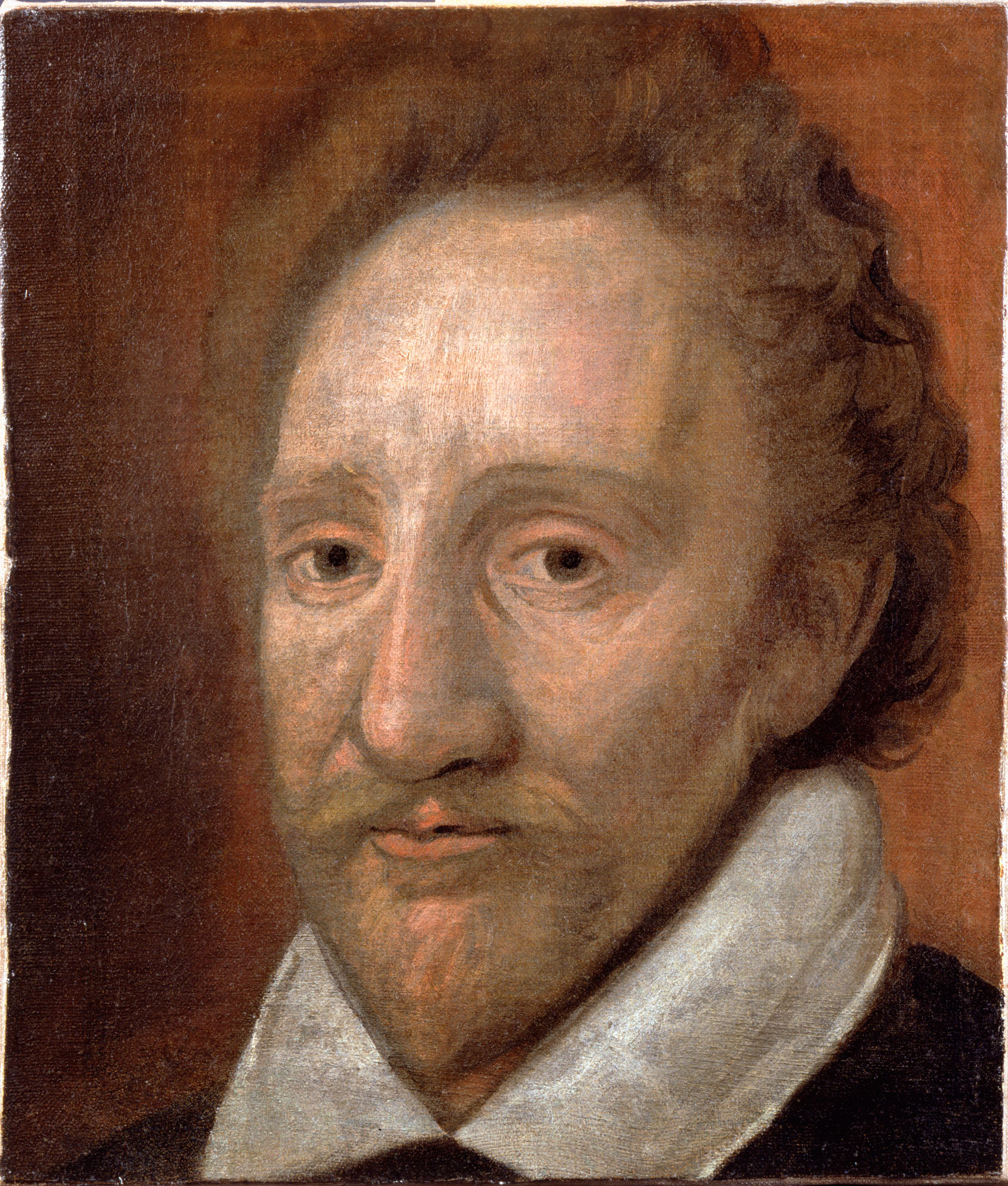 Portrait of Richard Burbage