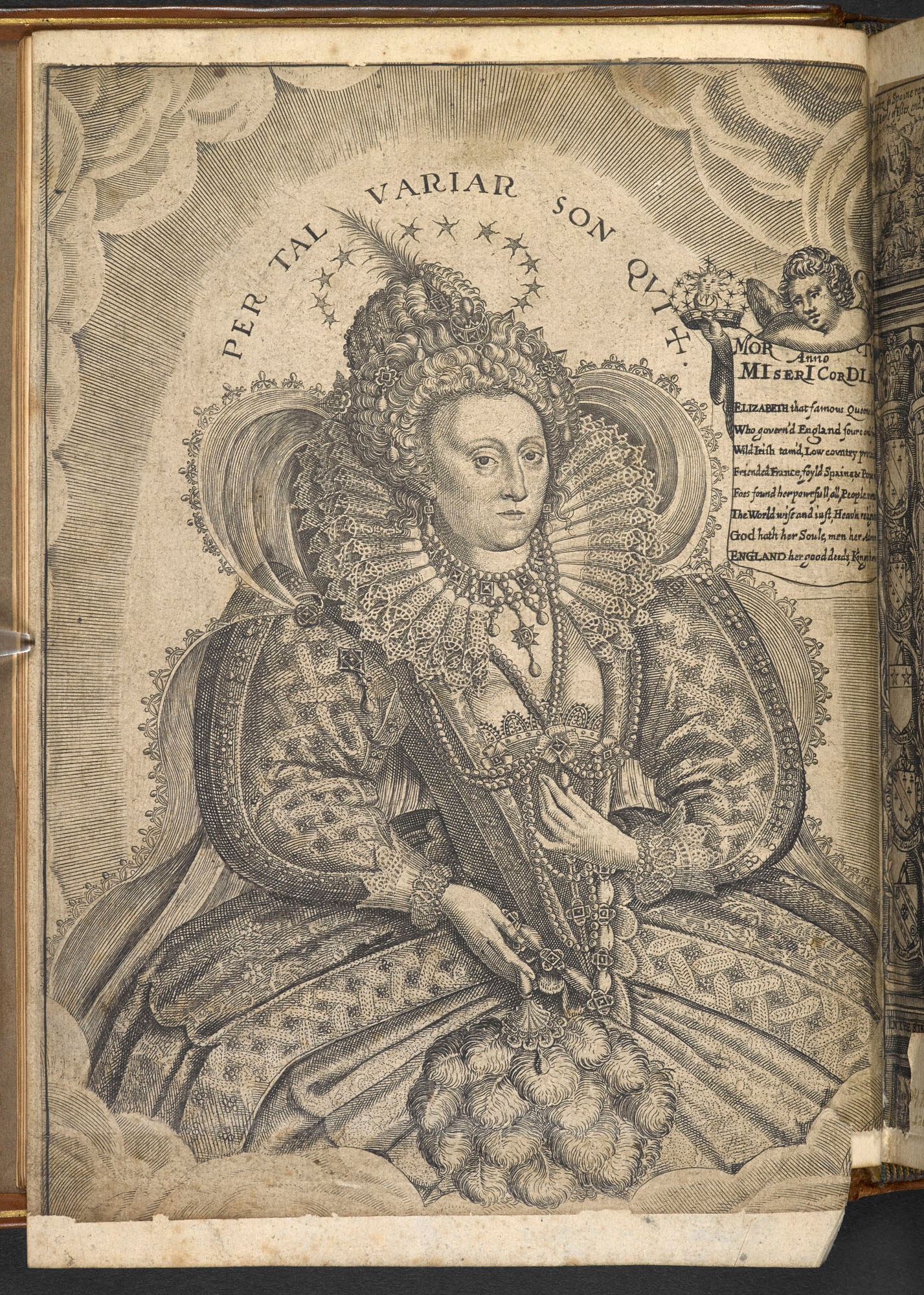 Elizabeth I's 1559 speech on her marriage, in Annales, 1625