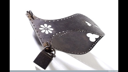 Iron chastity belt, possibly 16th century