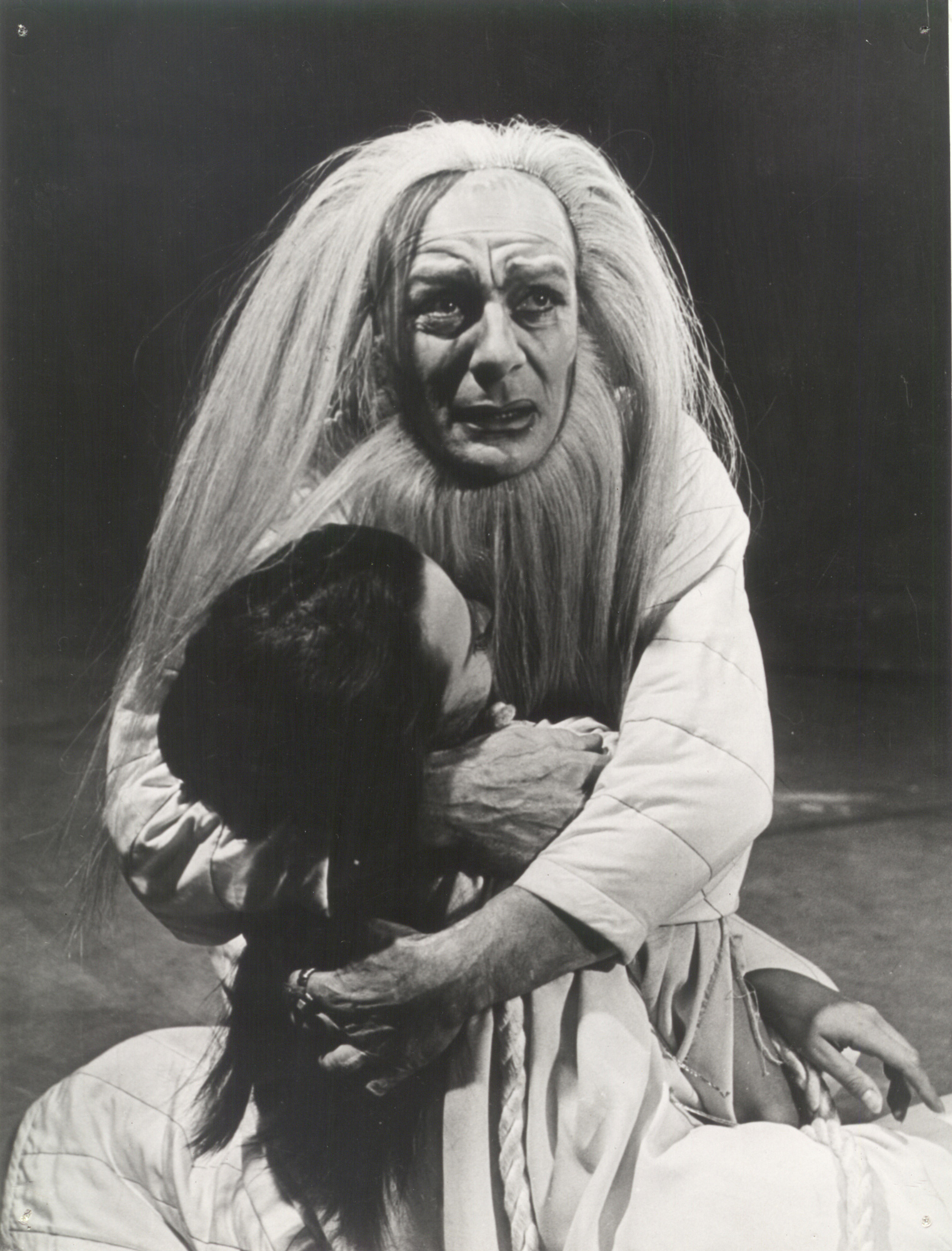 father daughter relationship in king lear