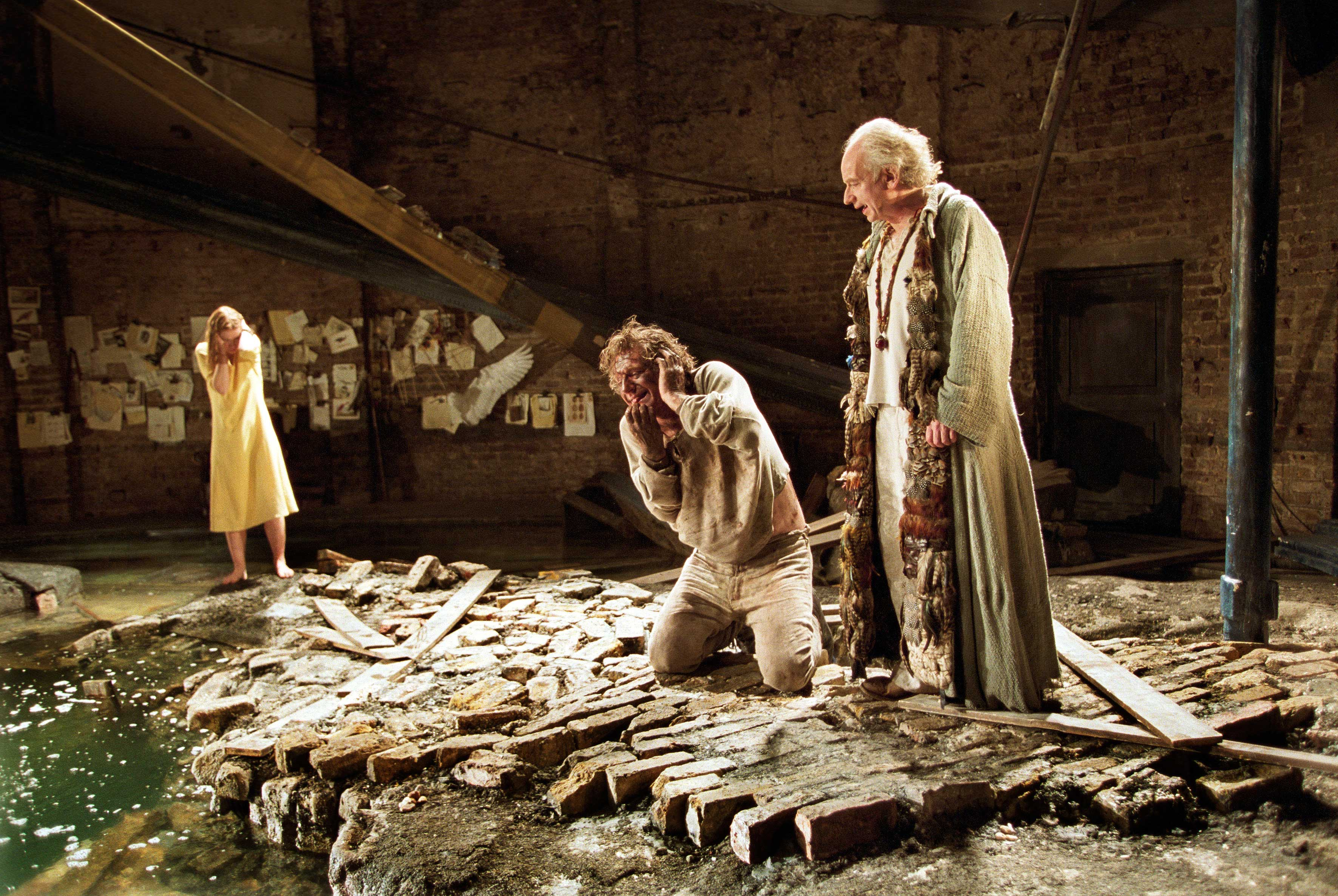 Photograph of Jonathan Kent's production of The Tempest, 2000