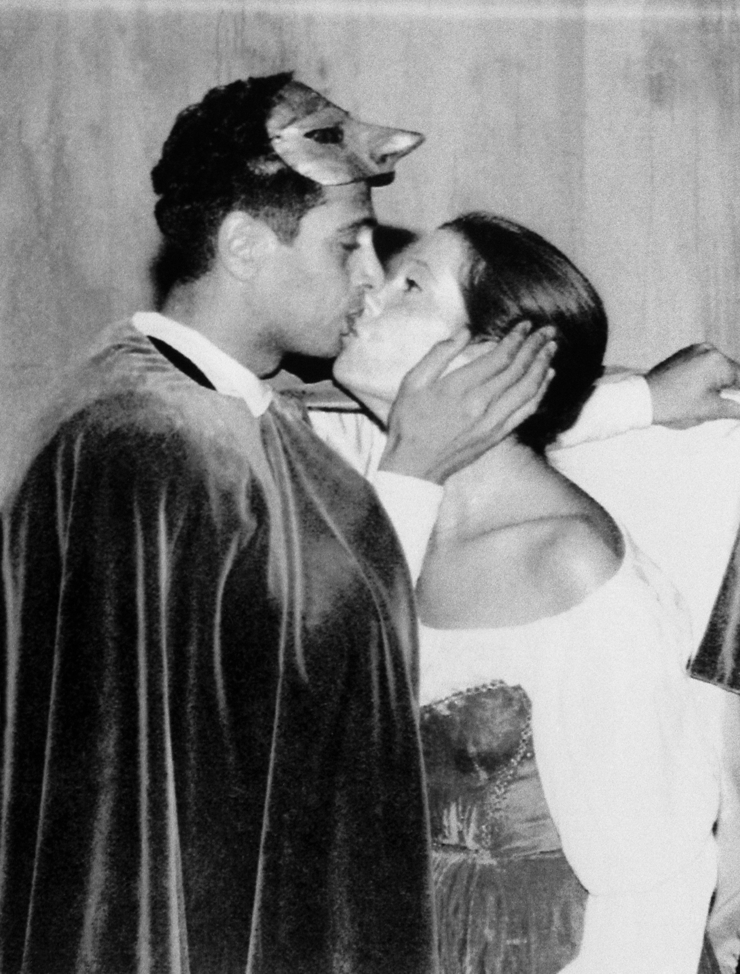 Photograph from a Palestinian-Israeli Romeo and Juliet, 1994