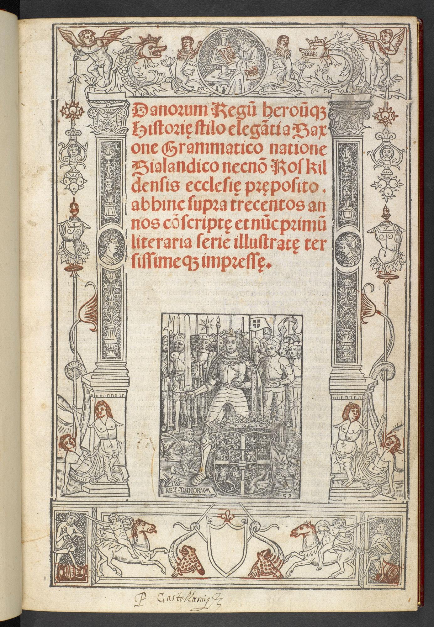 Hamlet And Revenge The British Library