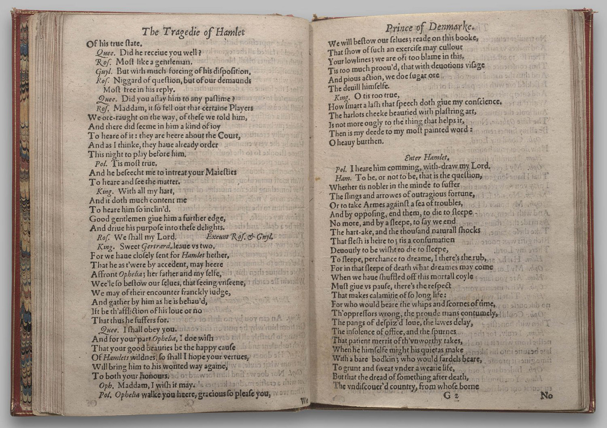 Prose and verse in Shakespeare's plays - The British Library