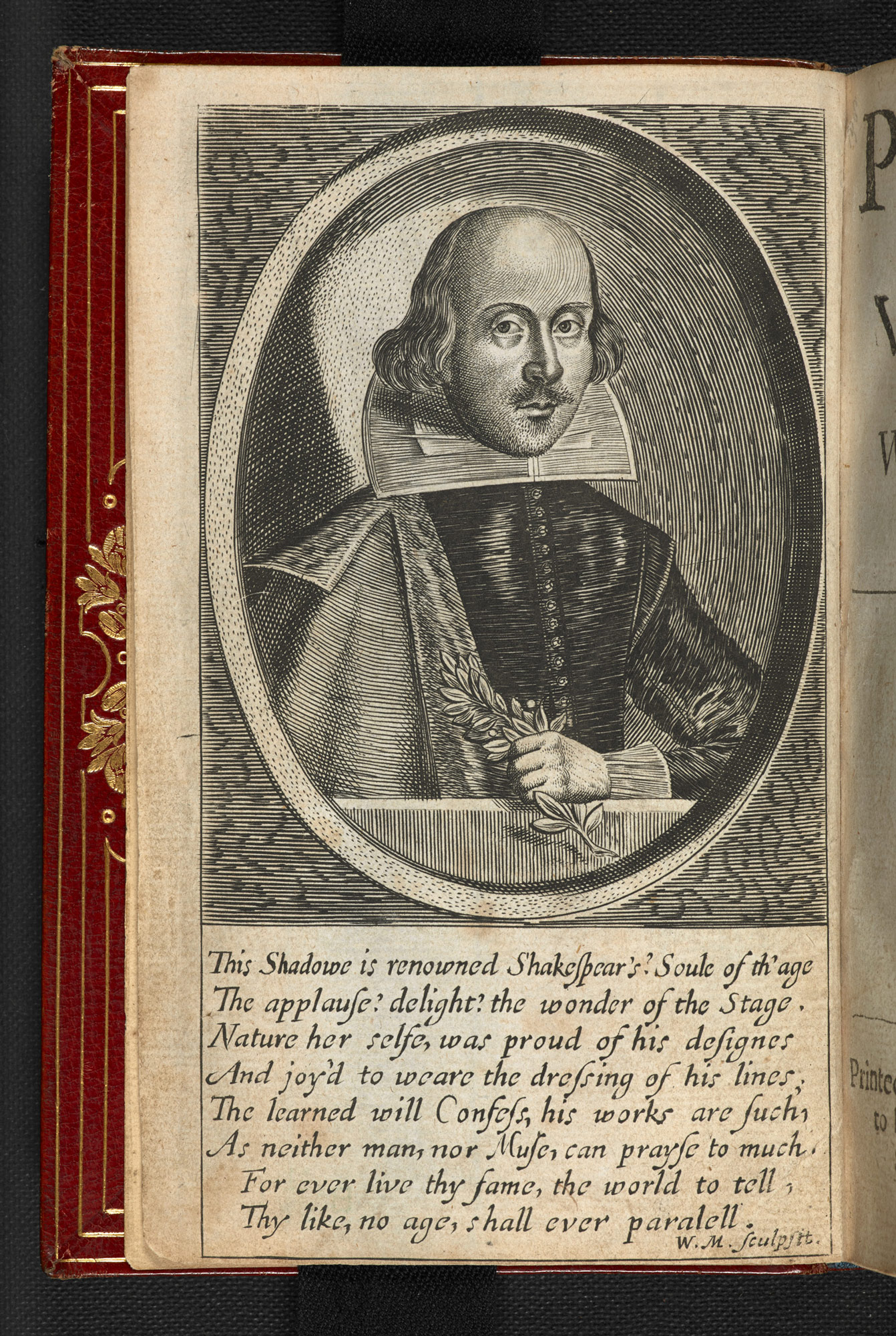 Shakespeare's Collected Poems, 1640