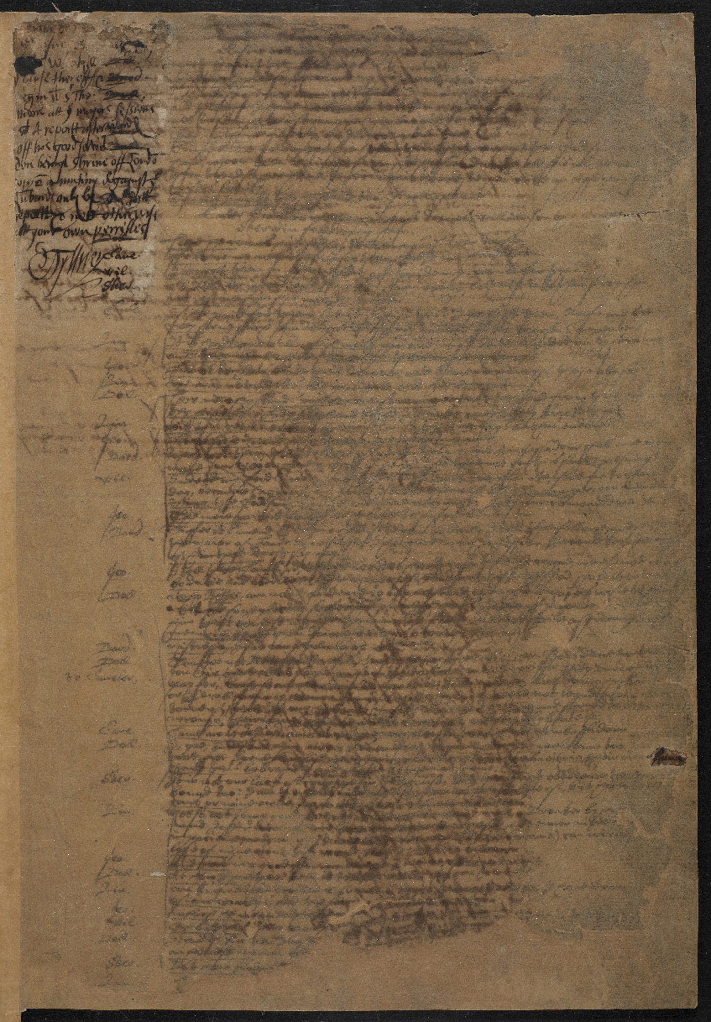The Book Of Sir Thomas More Shakespeares Only Surviving Literary