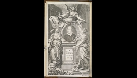 The first illustrated works of Shakespeare edited by Nicholas Rowe, 1709