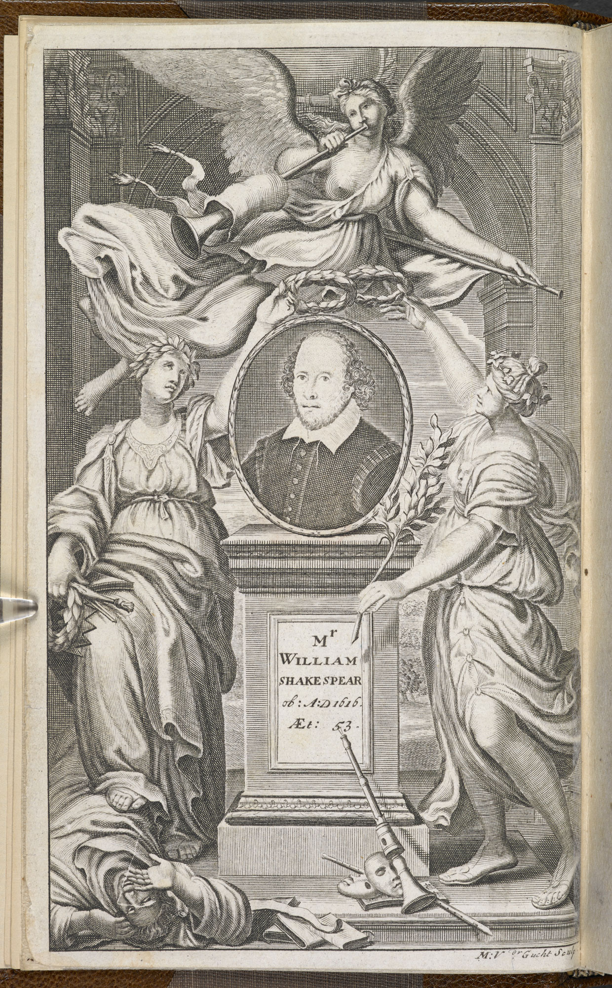 The First Illustrated Works Of Shakespeare Edited By Nicholas Rowe