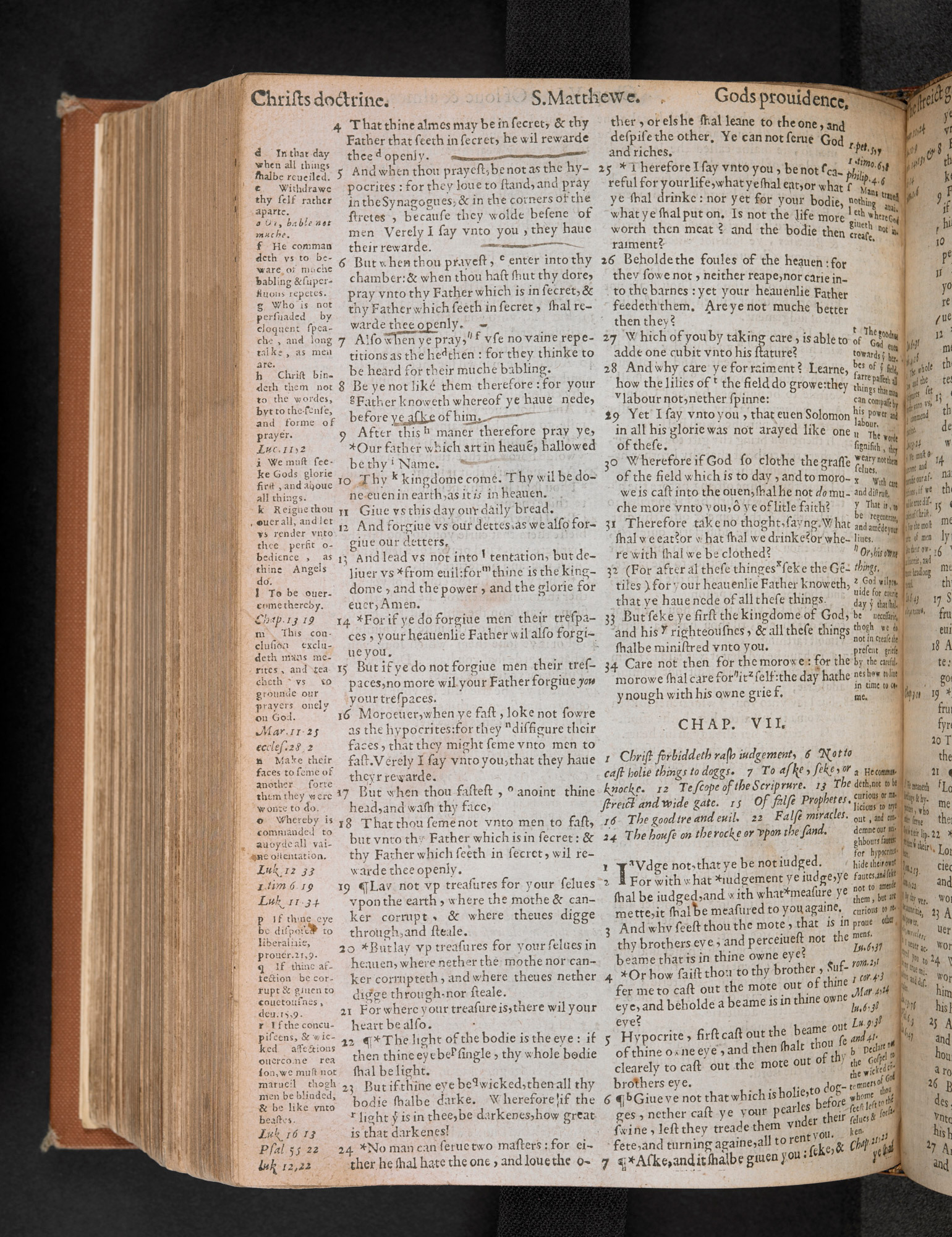 The Geneva Bible, 1570