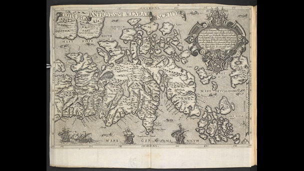 The History of Scotland by John Leslie, 1578