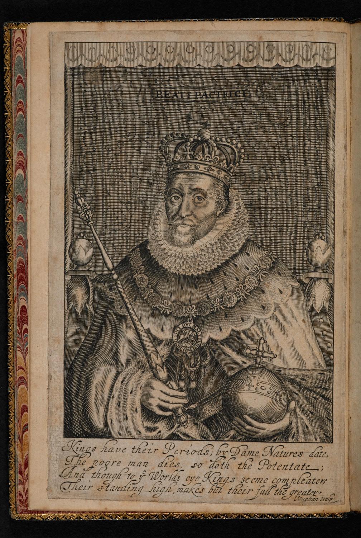 The Time Triumphant, describing James I's entry into London