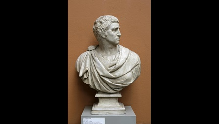 Bust of Brutus by Michelangelo