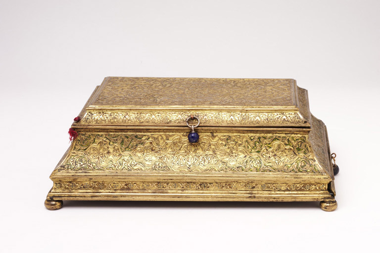 Golden casket from Venice