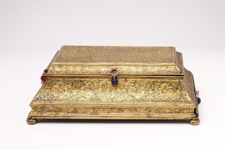 Golden casket from Venice