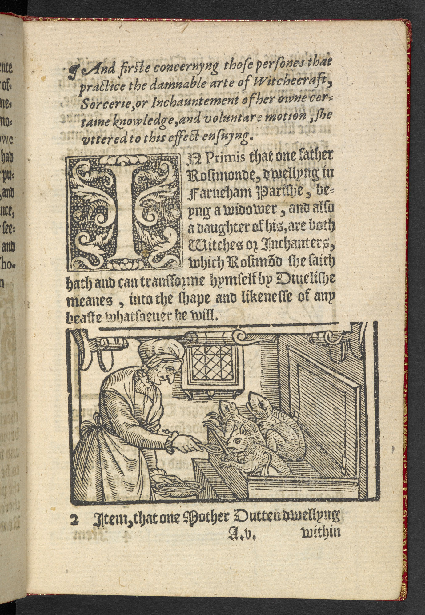 Witches in Macbeth - The British Library