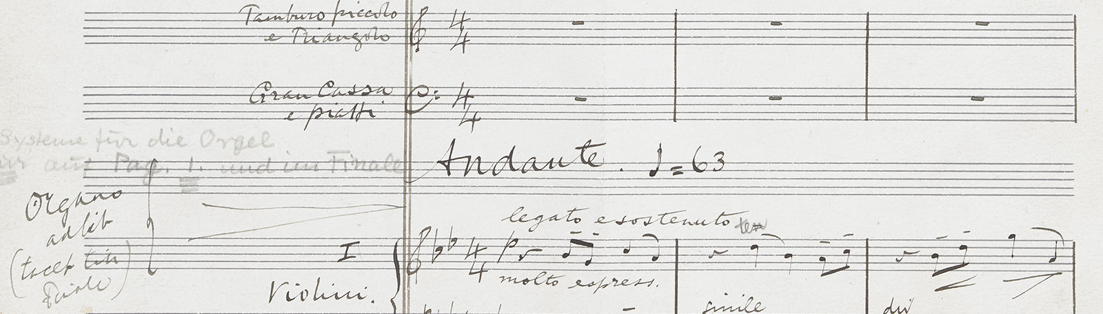 Exploring Elgar's 'Enigma' Variations – The British Library - The