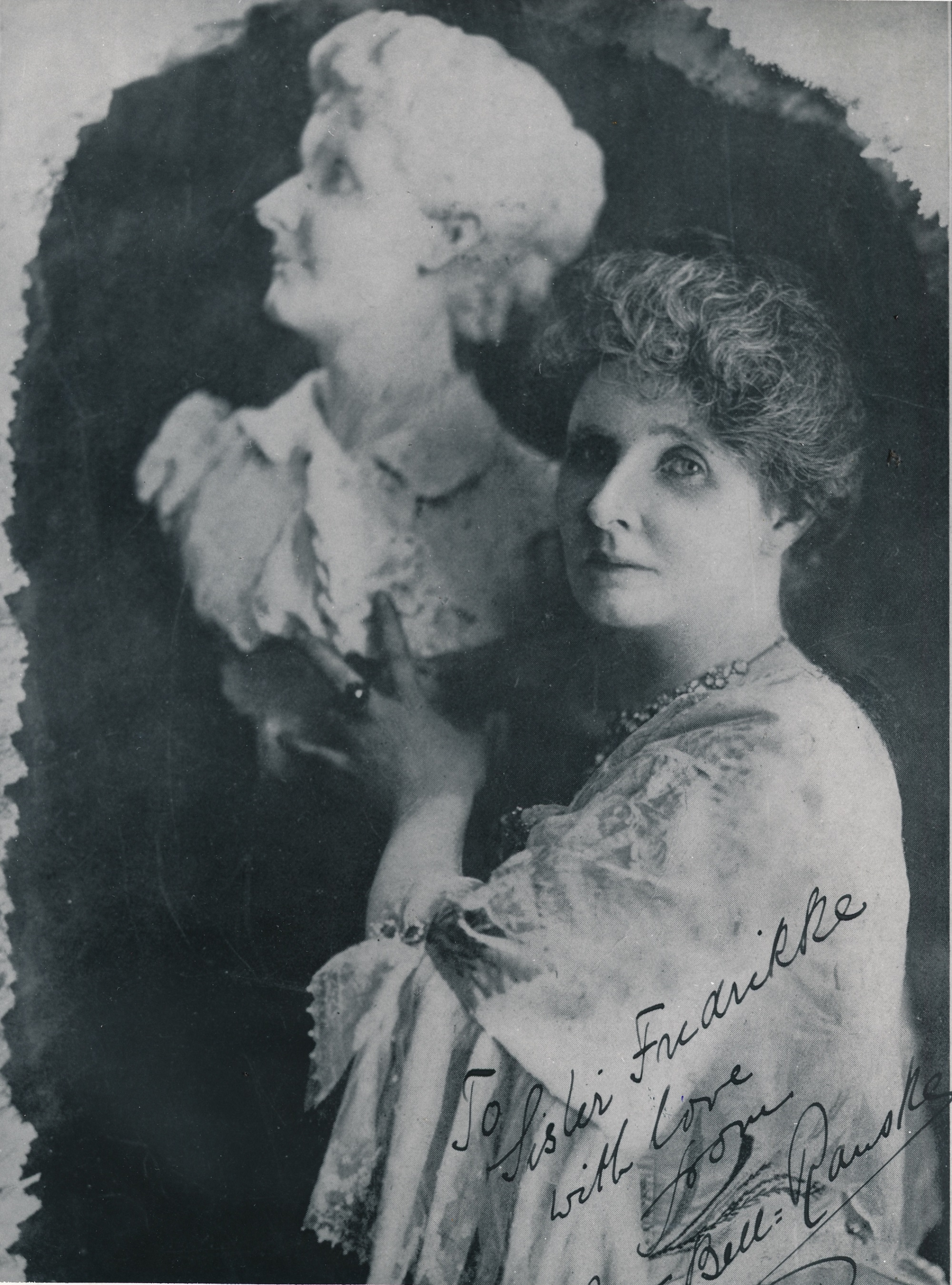 Photograph of Jutta Bell-Ranske (1862?-1934)