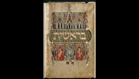 Duke of Sussex German pentateuch Add MS 15282