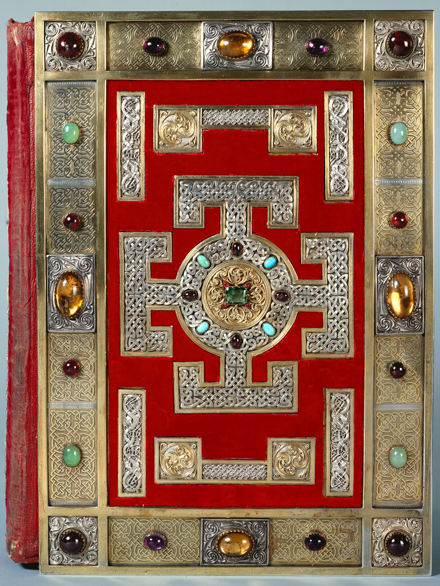 Lindisfarne Gospels - The British Library