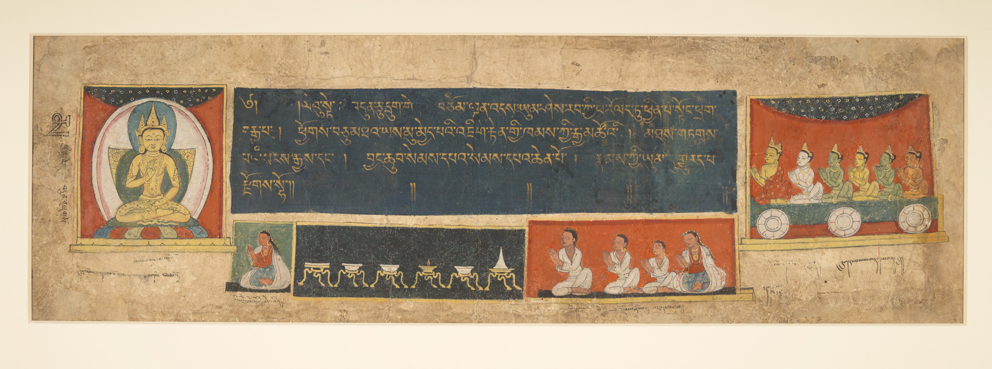 Perfection of Wisdom Sutra, Or 14980
