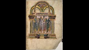 The Benedictional of St Aethelwold Add MS 49598