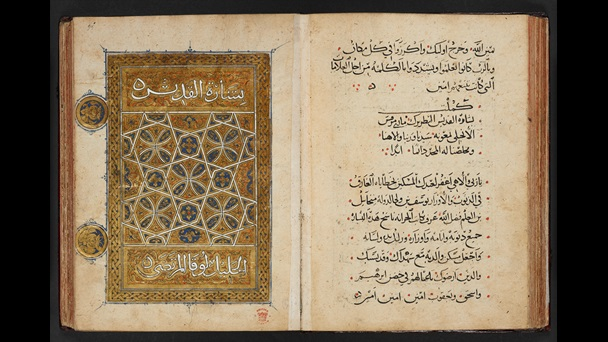 The four gospels in Arabic, Add Ms 11856