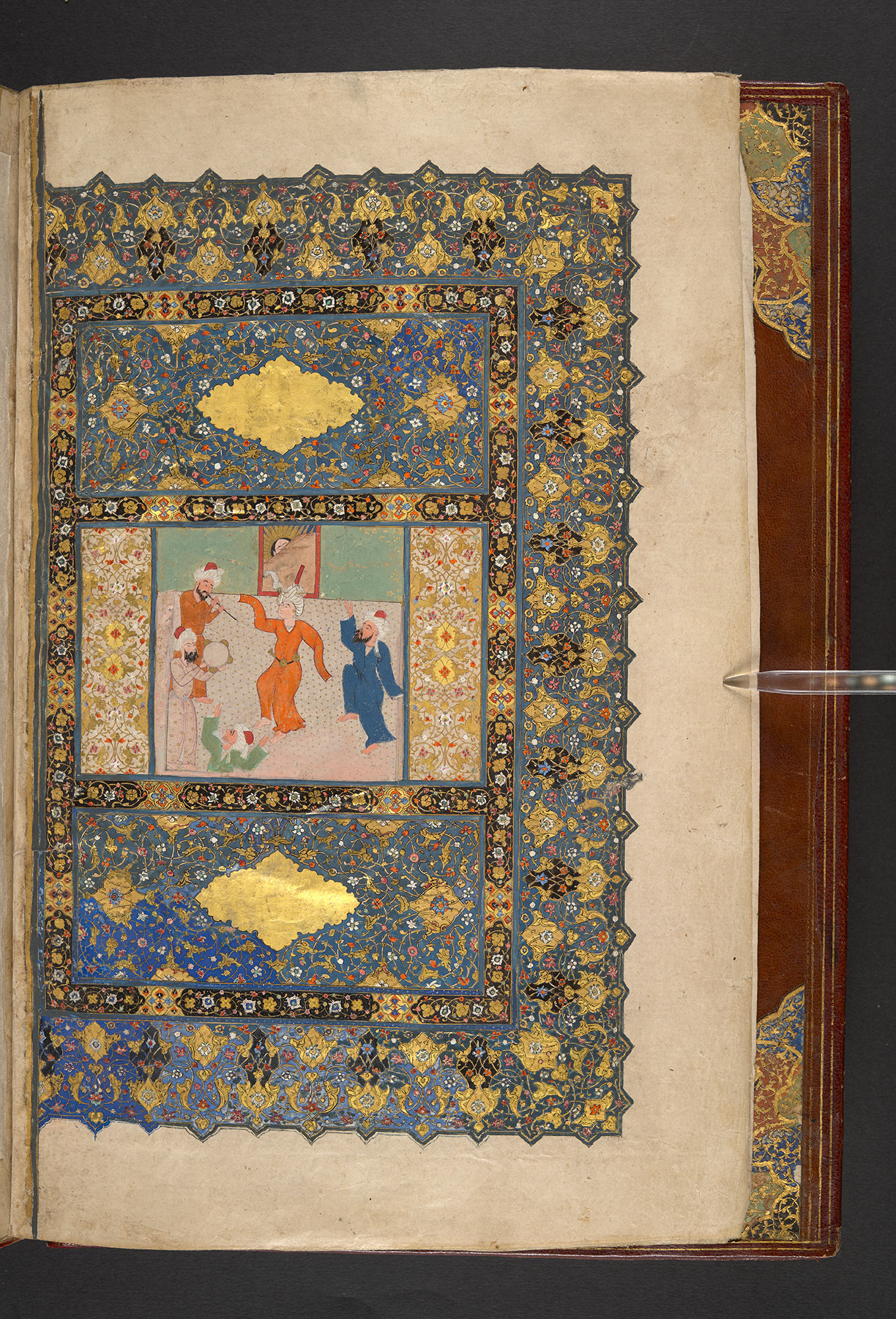 The Masnavi By Jalal Al Din Rumi The British Library