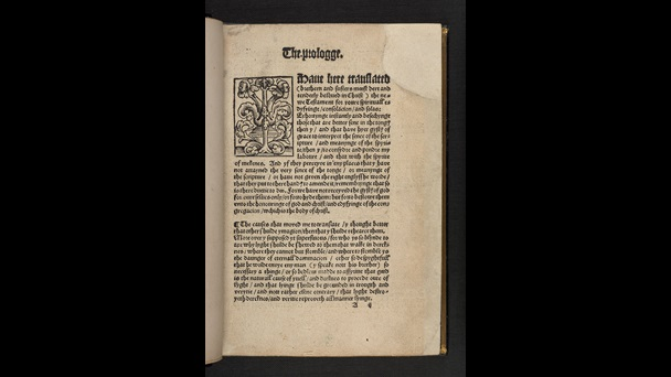 Tyndale's New Testament, 1525
