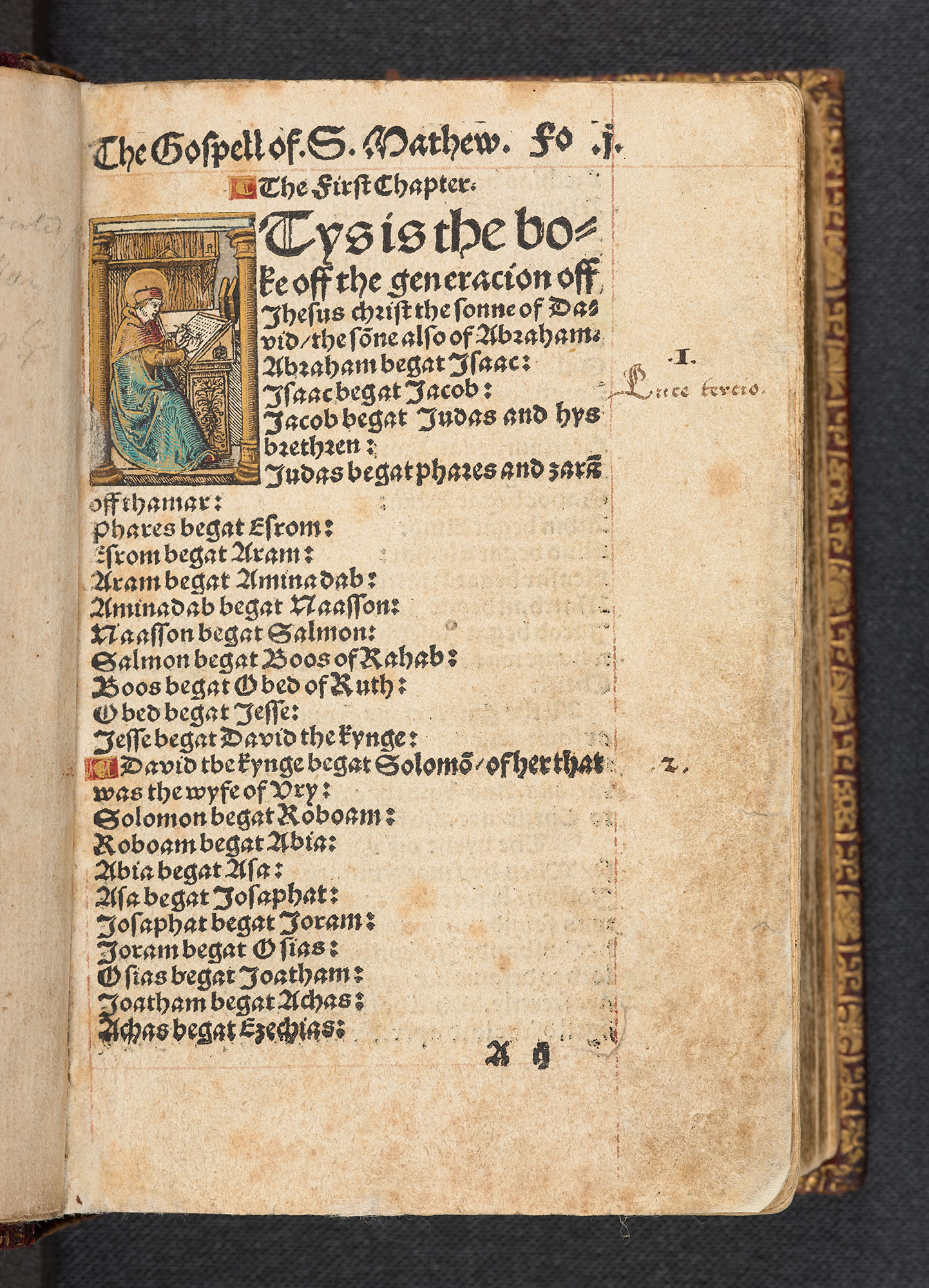 Tyndale's New Testament, 1526