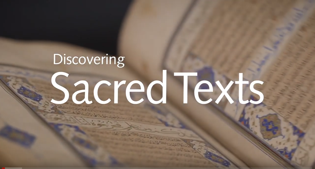 Discovering Sacred Texts: Islam