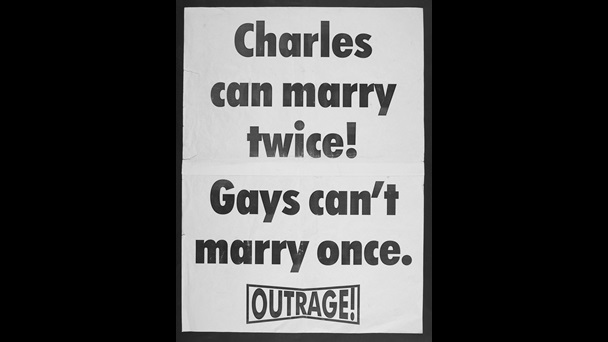 Charles Can Marry Twice! Gays can't marry once!