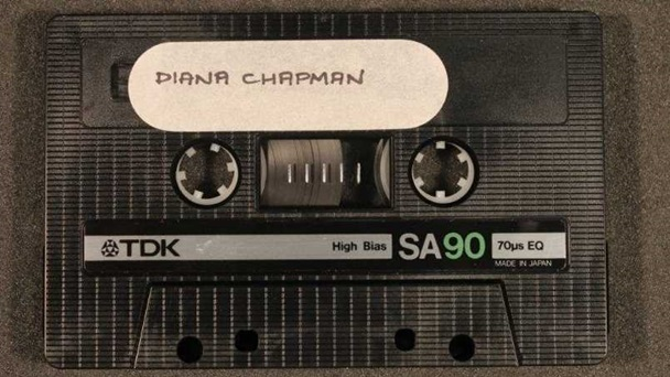 Diana Chapman's interview on cassette