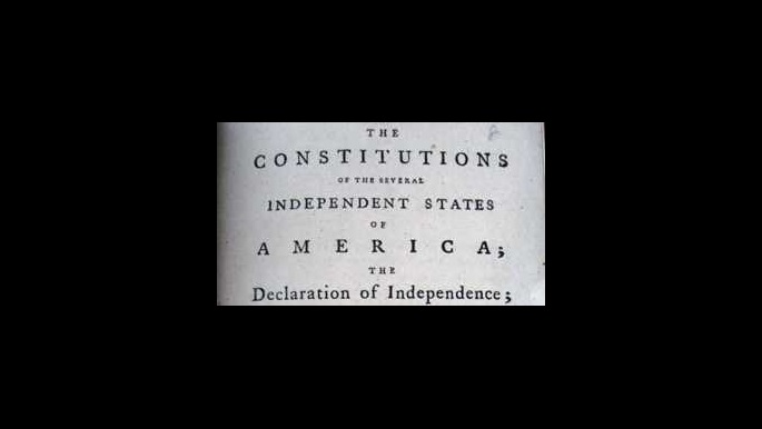 Constitutions of the United States
