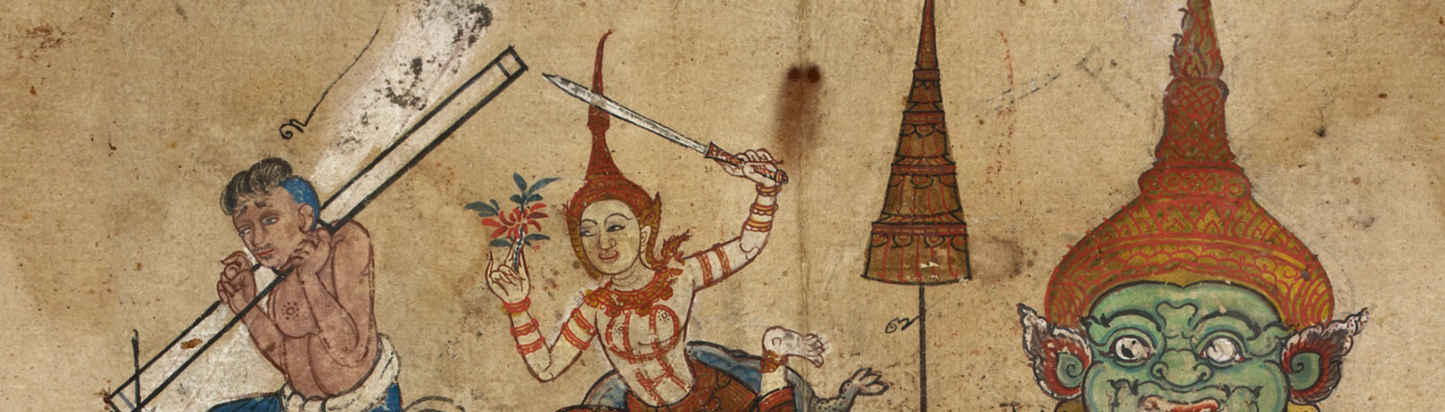 What's my Thai horoscope? - The British Library