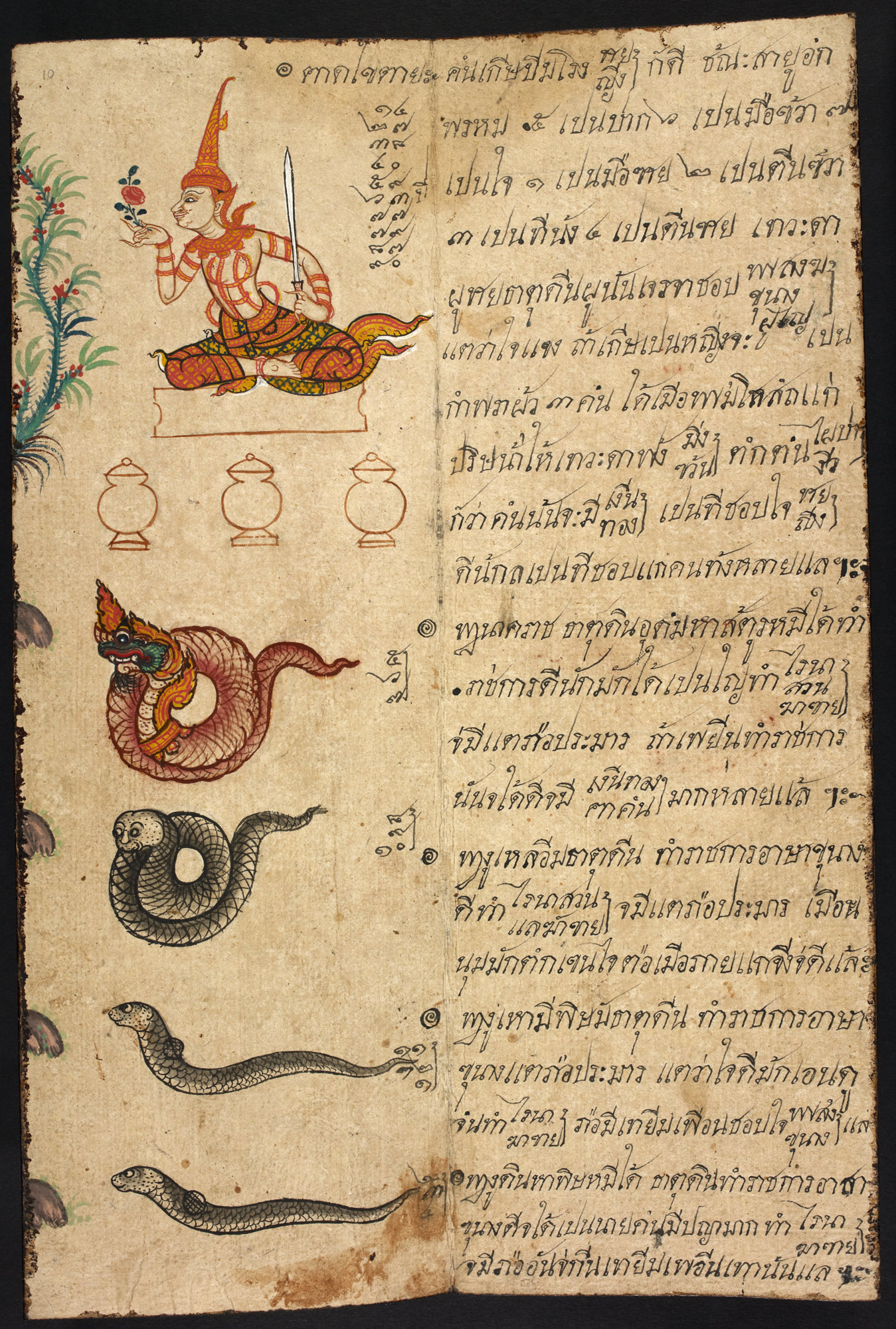 What's my Thai horoscope? - The British Library