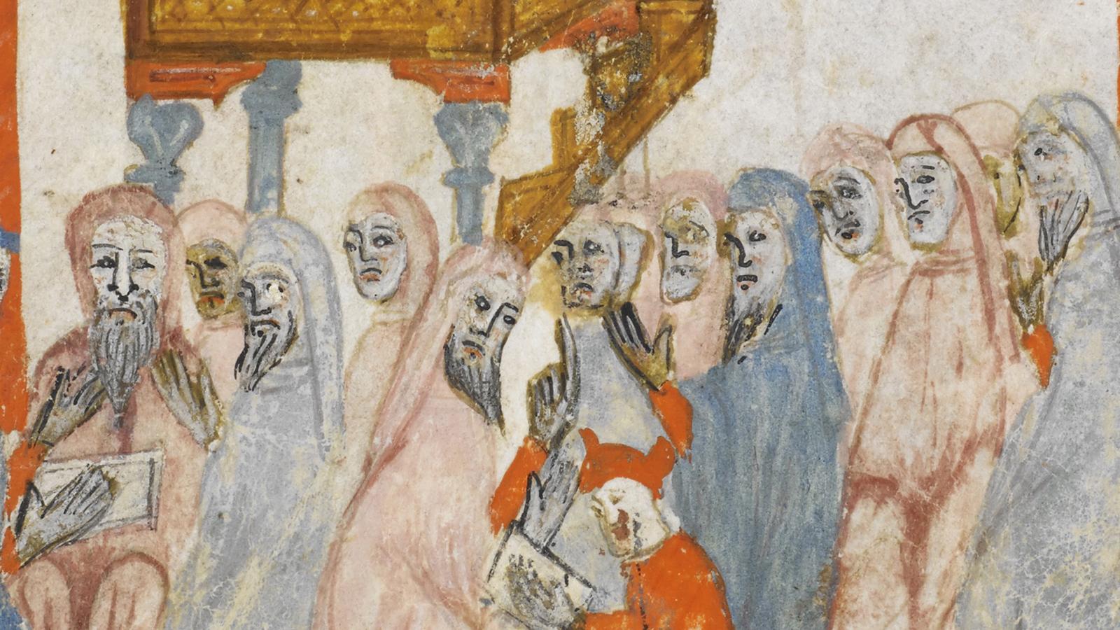Passover in 14th-Century CE Catalonia (Katrin Kogman-Appel)