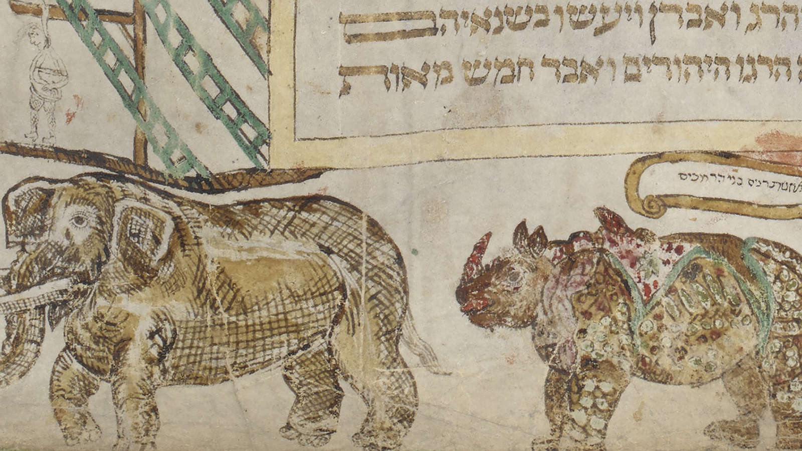Digitising Hebraic Scrolls (Ann Tomalak)