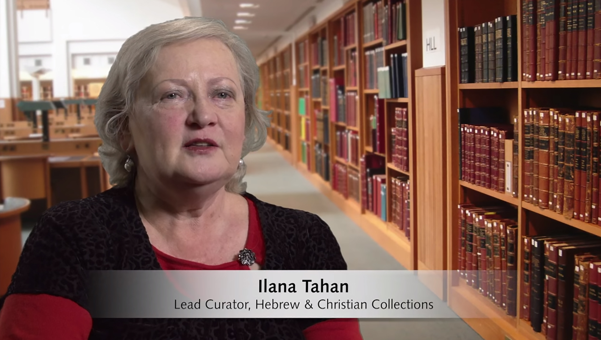 Watch this introduction to the Hebrew Manuscripts Digitisation Project, funded by The Polonsky Foundation, to digitise over 1,250 manuscripts from the British Library magnificent collection of Hebrew manuscripts.