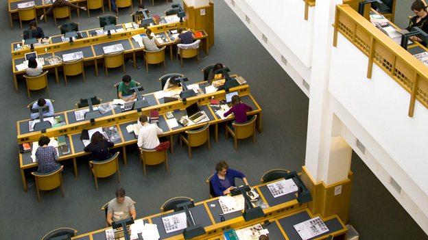 How To Order Items The British Library