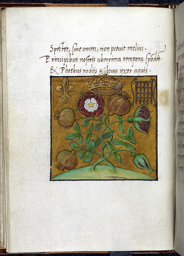 Sir Thomas More writing on the coronation of Henry VIII